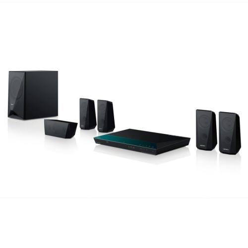 BDVE3100 Blu-ray Disc Dvd Home Theater System With Wi-fi