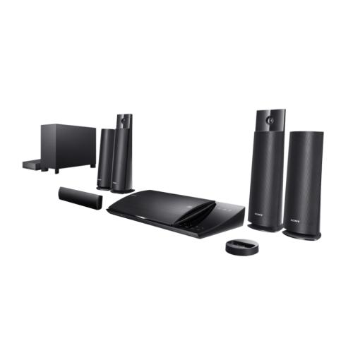 BDVN790W Blu-ray Disc Dvd Home Theatre System