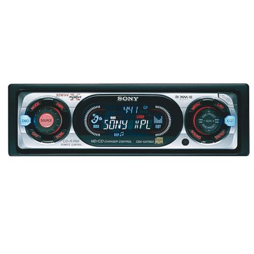 CDXCA700X Fm/am Compact Disc Player