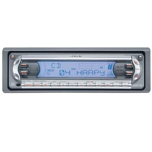 CDXF5705X Fm/am Compact Disc Player
