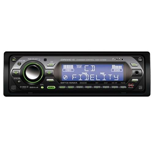 CDXGT30W Fm/am Compact Disc Player
