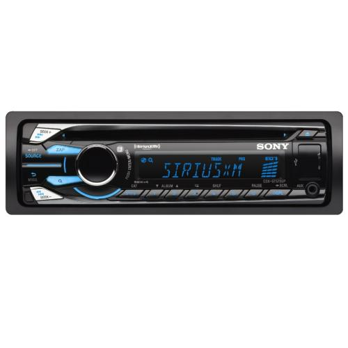 CDXGT575UP Fm/am Compact Disc Player