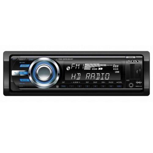 CDXGT740UI Fm/am Compact Disc Player