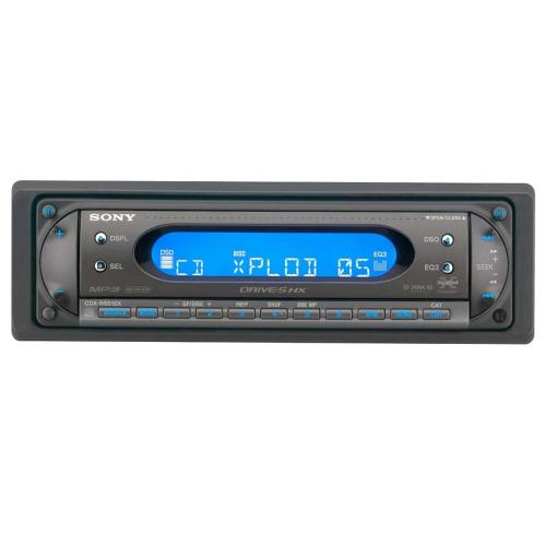 CDXR5515X Fm/am Compact Disc Player