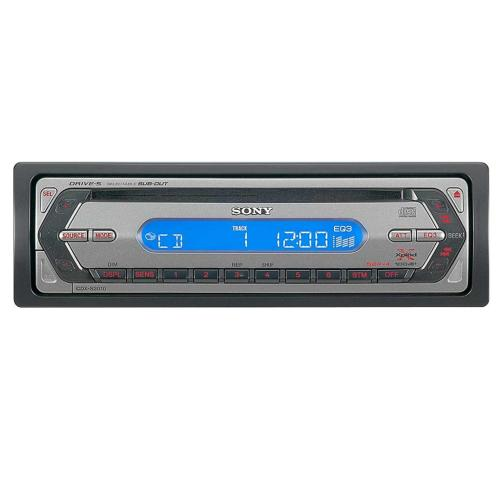 CDXS2010 Fm/am Compact Disc Player