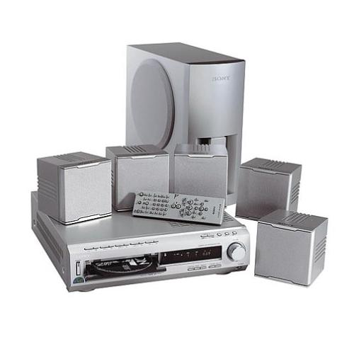 DAVC450 Dvd Home Theater System