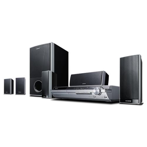 DAVHDX266 5.1Ch, 5 Disc Dvd/cd Home Theater System With Dm Port