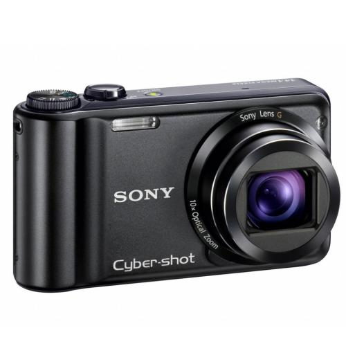 DSCH55/B Cyber-shot Digital Still Camera; Black