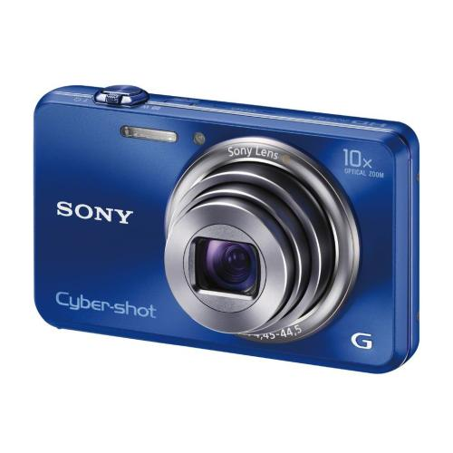 DSCWX150/L Cyber-shot Digital Still Camera; Blue