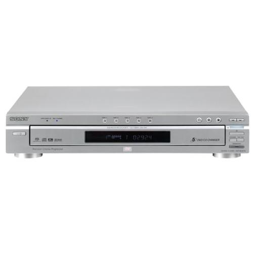 DVPNC875V/S Dvd/cd Player