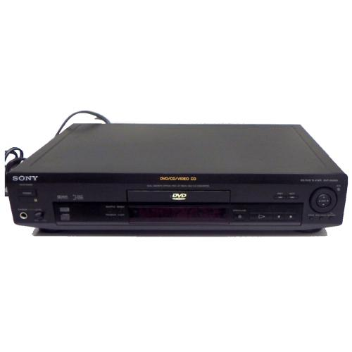 DVPS500D Cd/dvd Player
