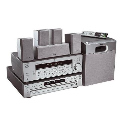 HT5500D 5 Discs Dvd/receiver Home Theater In A Box