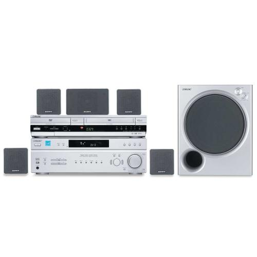 HTV3000DP Dvd/vcr Home Theater