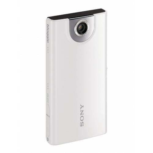 MHSFS1/W Mp4 Bloggie Hd Camera; White