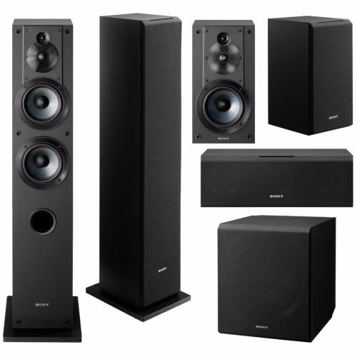 SSCS8 High-resolution Audio Home Speakers