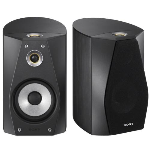 SSHA3 Stereo Bookshelf Speakers