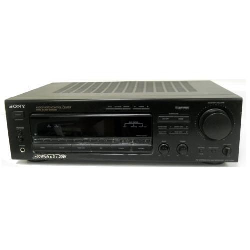 STRD565 Fm-am Receiver