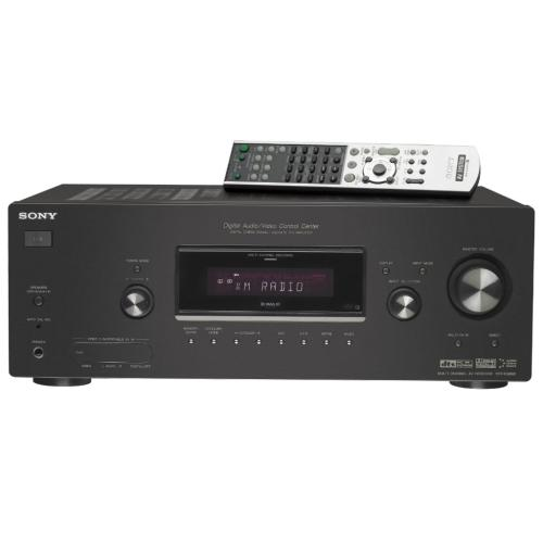 STRDG600 Multi Channel Av Receiver