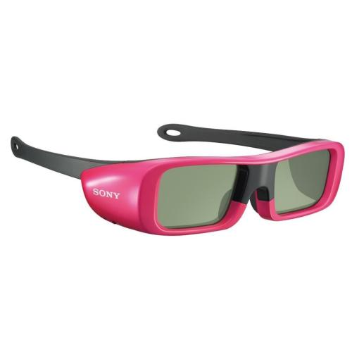 TDGBR50/P 3D Active Glasses; Pink (Small Size)