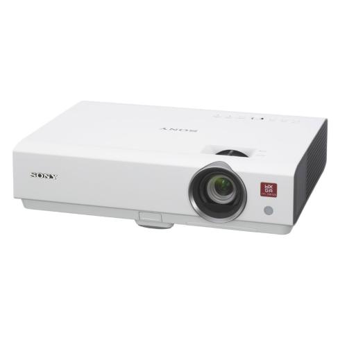 VPLDW125 2600 Lm Wxga Mobile Network Projector