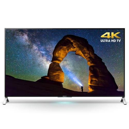 XBR55X900C 55-Inch 4K Ultra Hd Lcd Tv